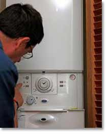Boiler service by Baddow Eco Solutions