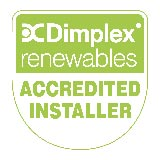 Dimplex Renewable Energy - Accredited Installer